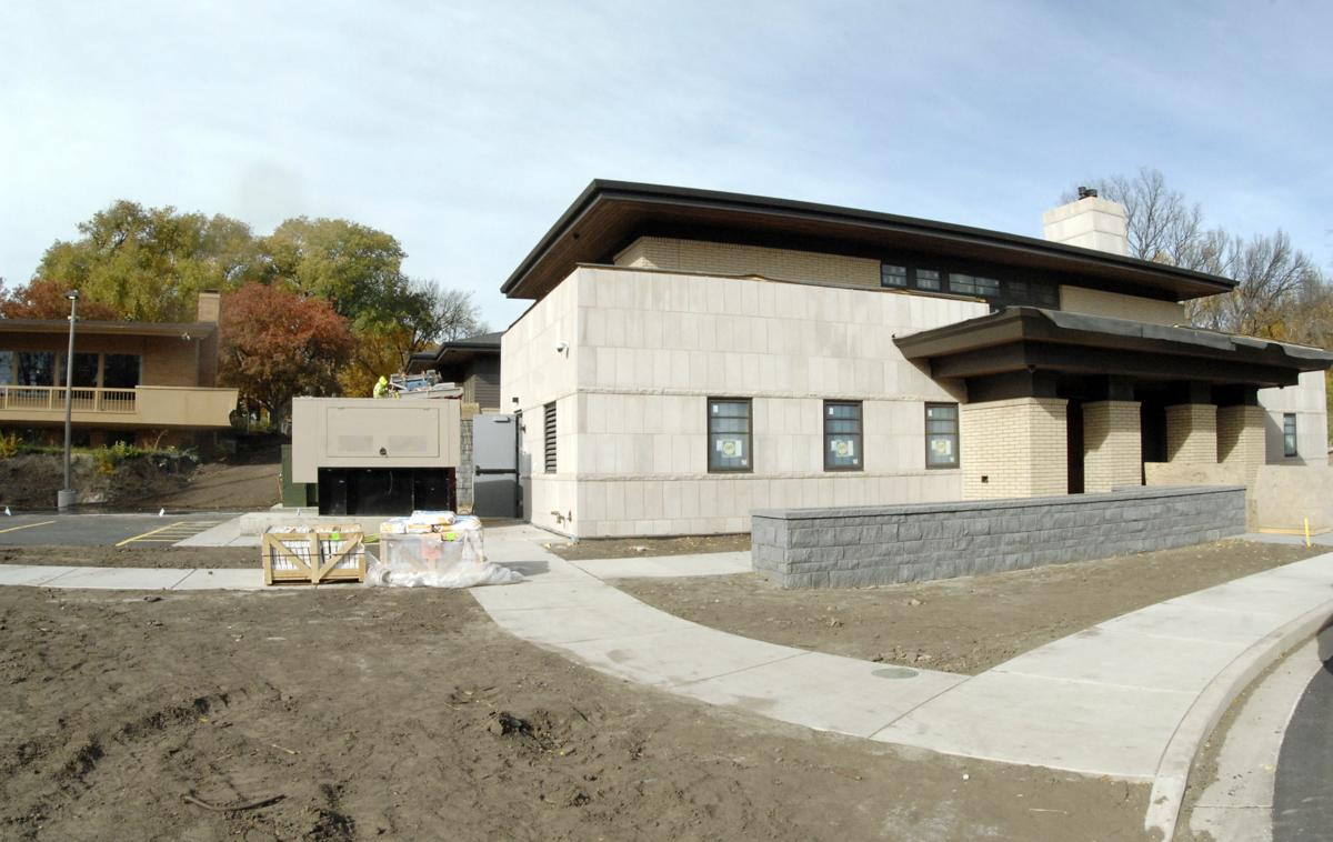 Governor's residence nears completion | Government ...