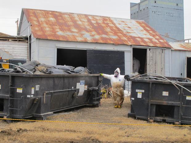 Cleanup in Noonan