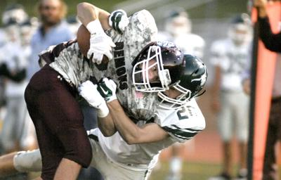 Late TD gives BHS a win