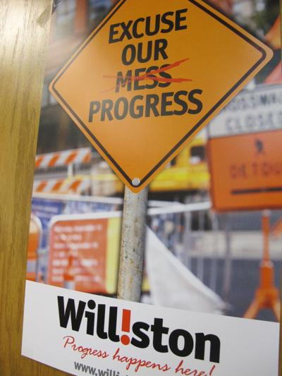 Progress being made