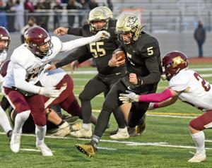 Legacy seniors go out with key win over Minot