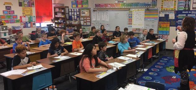 Mrs. Ferderer's class