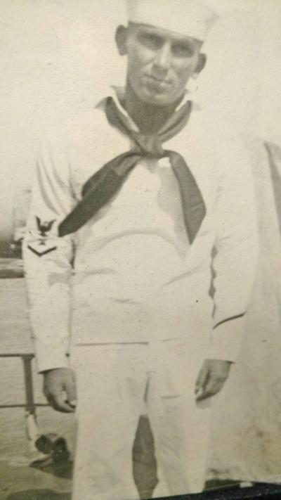 Gunner's Mate 1st Class Arthur Neuenschwander