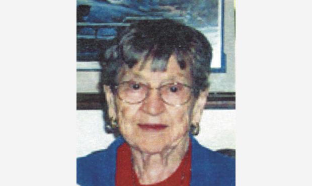 In loving memory of Gladys Pope