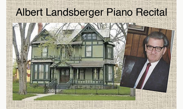 Albert Landsberger Recital