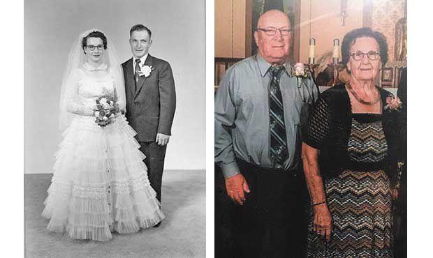 60th Wedding Anniversary for Mike & Sally Jacob