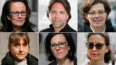 Nxivm founder sentenced to the remainder of his life in prison