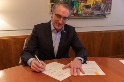 Burgum signs repeal