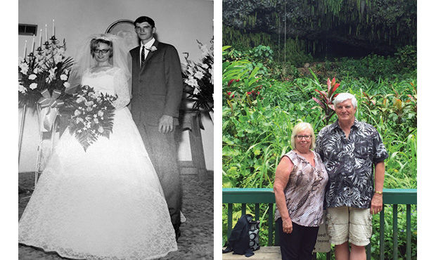 Happy 50th Wedding Anniversary Dale & Cheryl Schulz