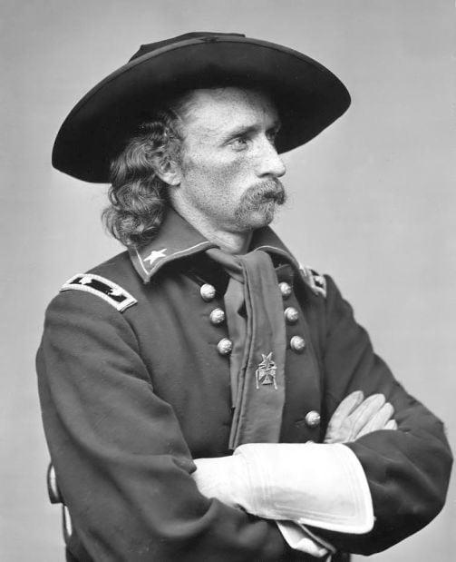Custer photo