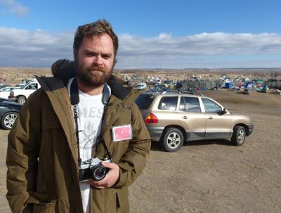 At least 7 journalists charged with crimes during ND pipeline protests
