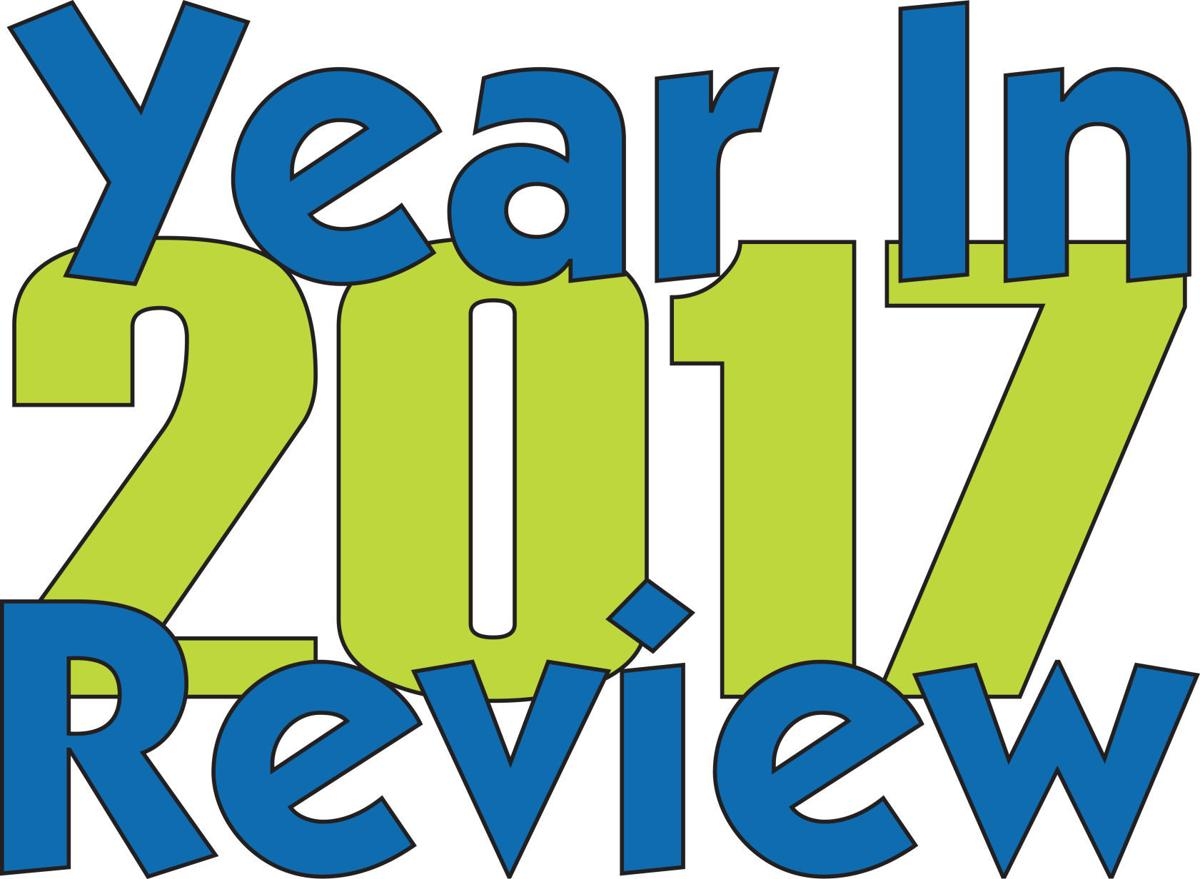Year in Review 2017 logo
