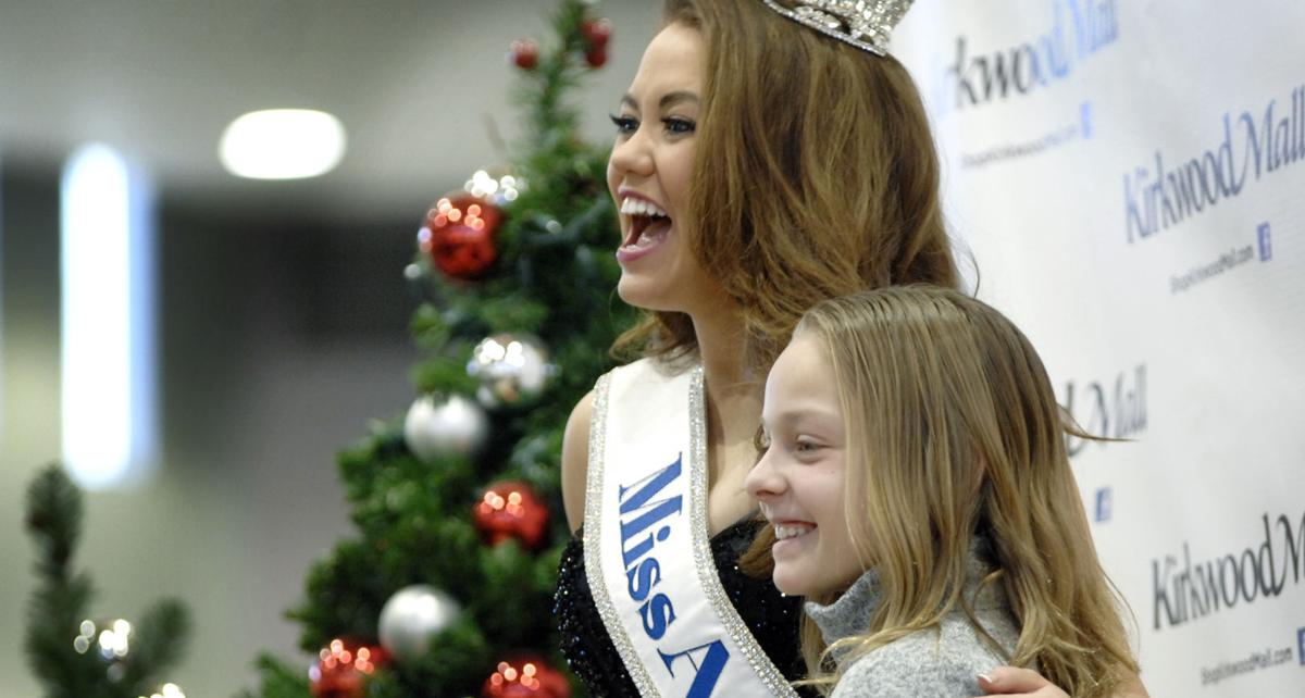 Miss America makes appearance