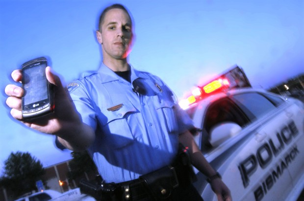 Law Enforcement Use Cellphone Tracking As A Tool
