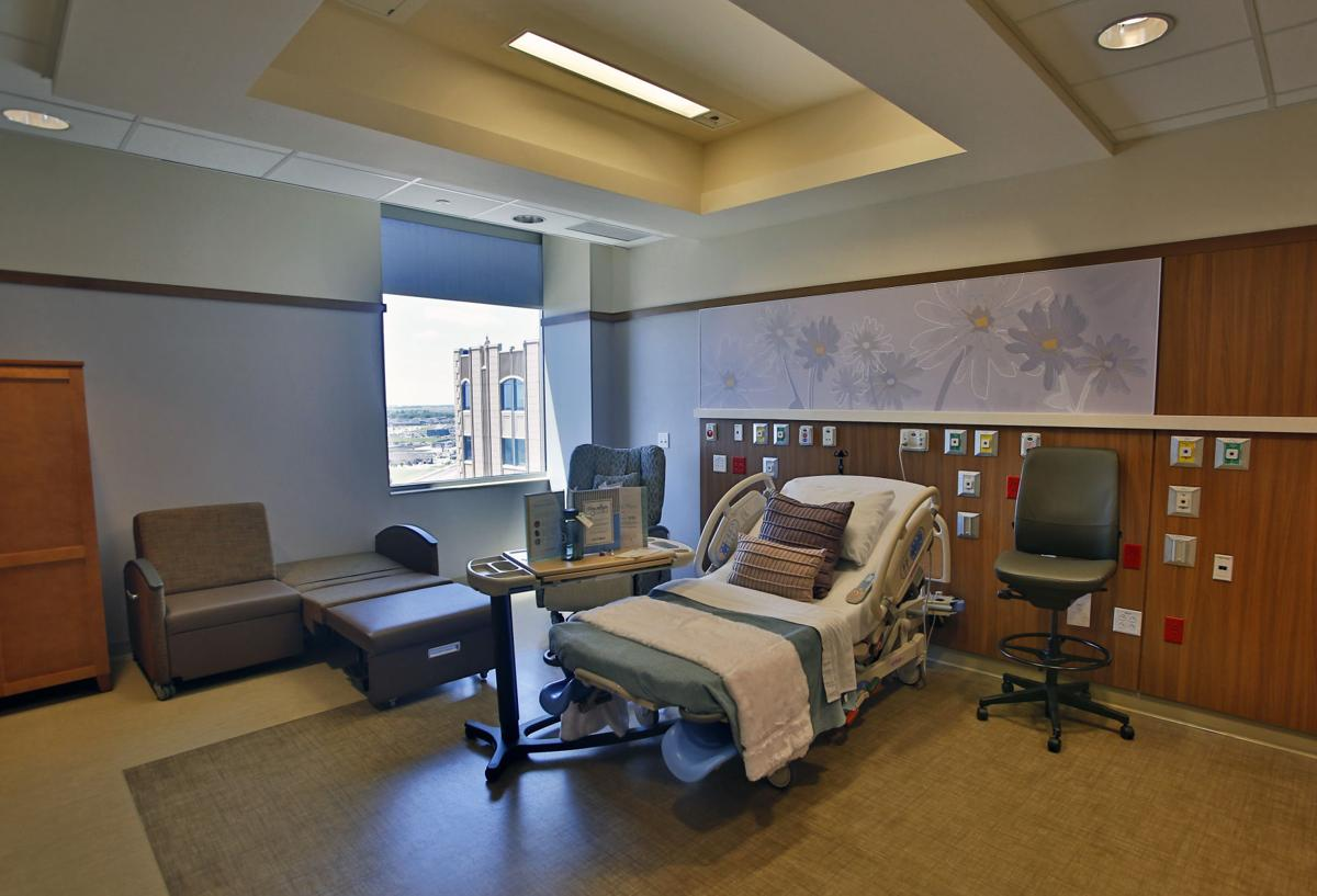Inside The New Nearly 500 Million Sanford Medical Center
