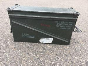 Lost Air Force explosives still missing in northwest N.D.