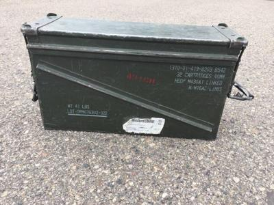 U S  Air Force searching for explosives lost in northwest