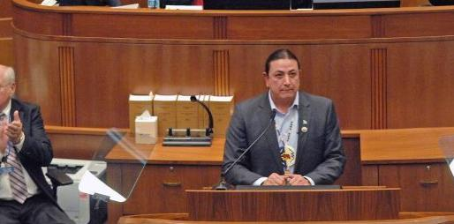 Archambault addresses joint session