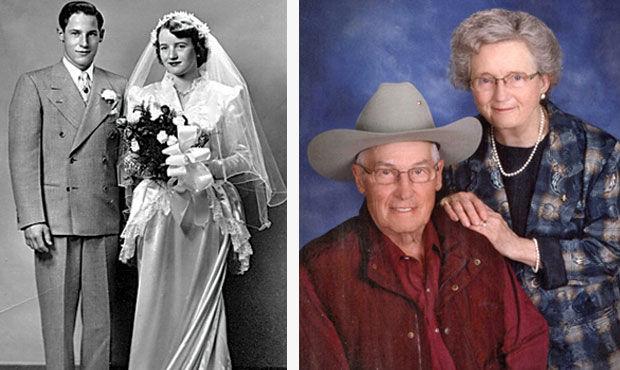 Happy 65th Anniversary, Ralph and Irene Kautzman!