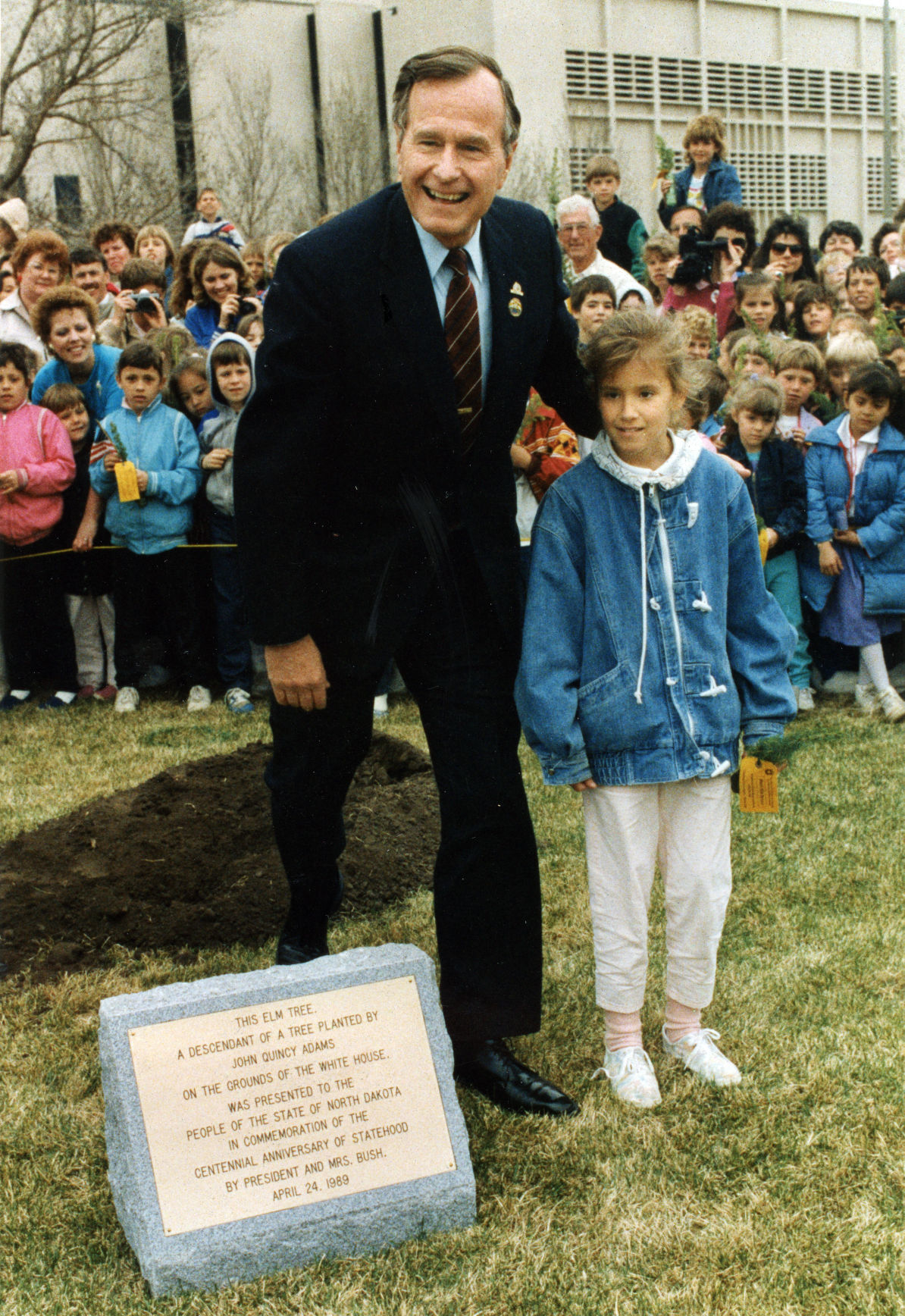 Bush 1989