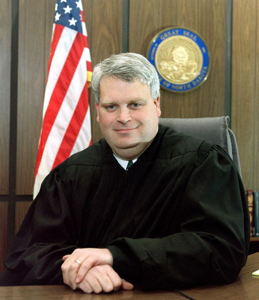 Judge Ralph Erickson