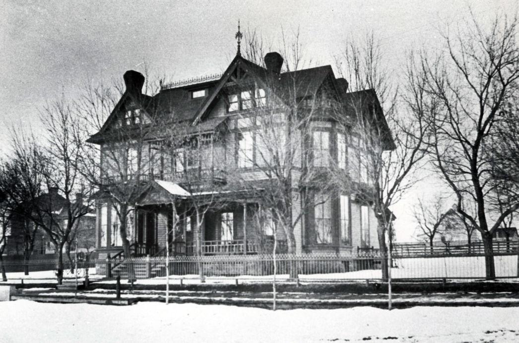 Former governor's mansion 1902