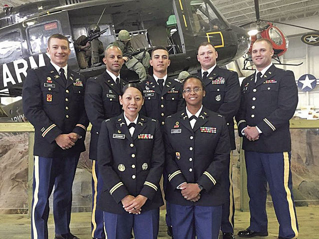 Congratulations US Army Warrant Officer Chad Linke! HOOAH!