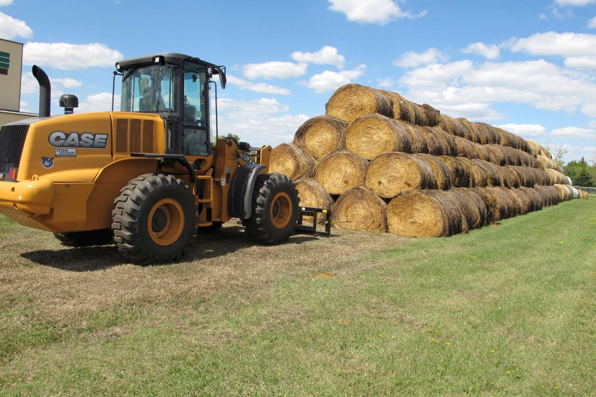 Drought Hay Donations