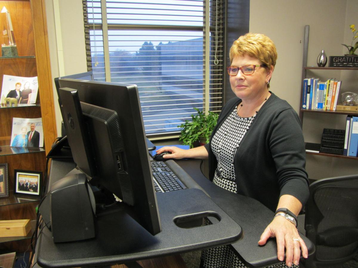 Treasurer Kelly Schmidt