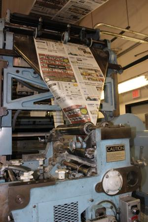 Publisher steps in to save ND weekly papers
