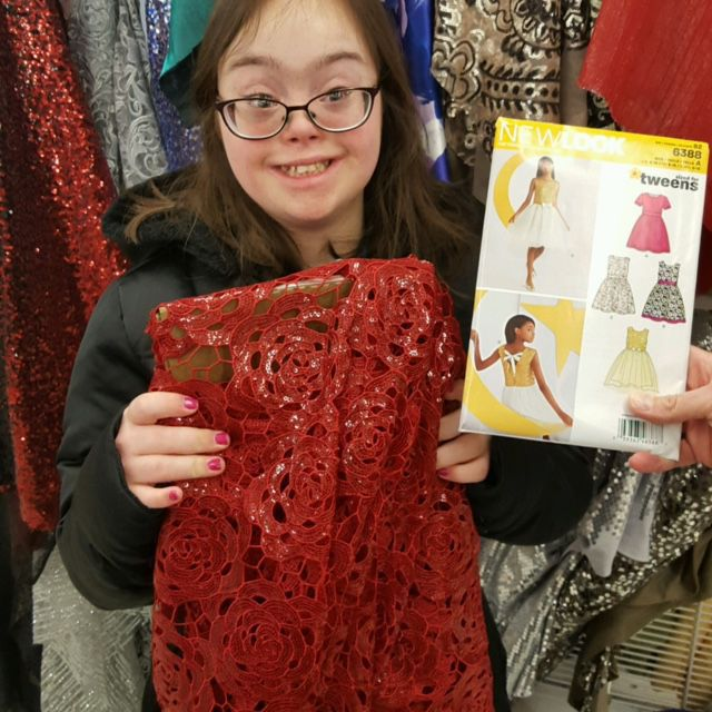 Bismarck Students Make Prom Dress For Classmate With Down Syndrome