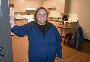 Burleigh County Housing Authority holds grand opening for housing development for homeless