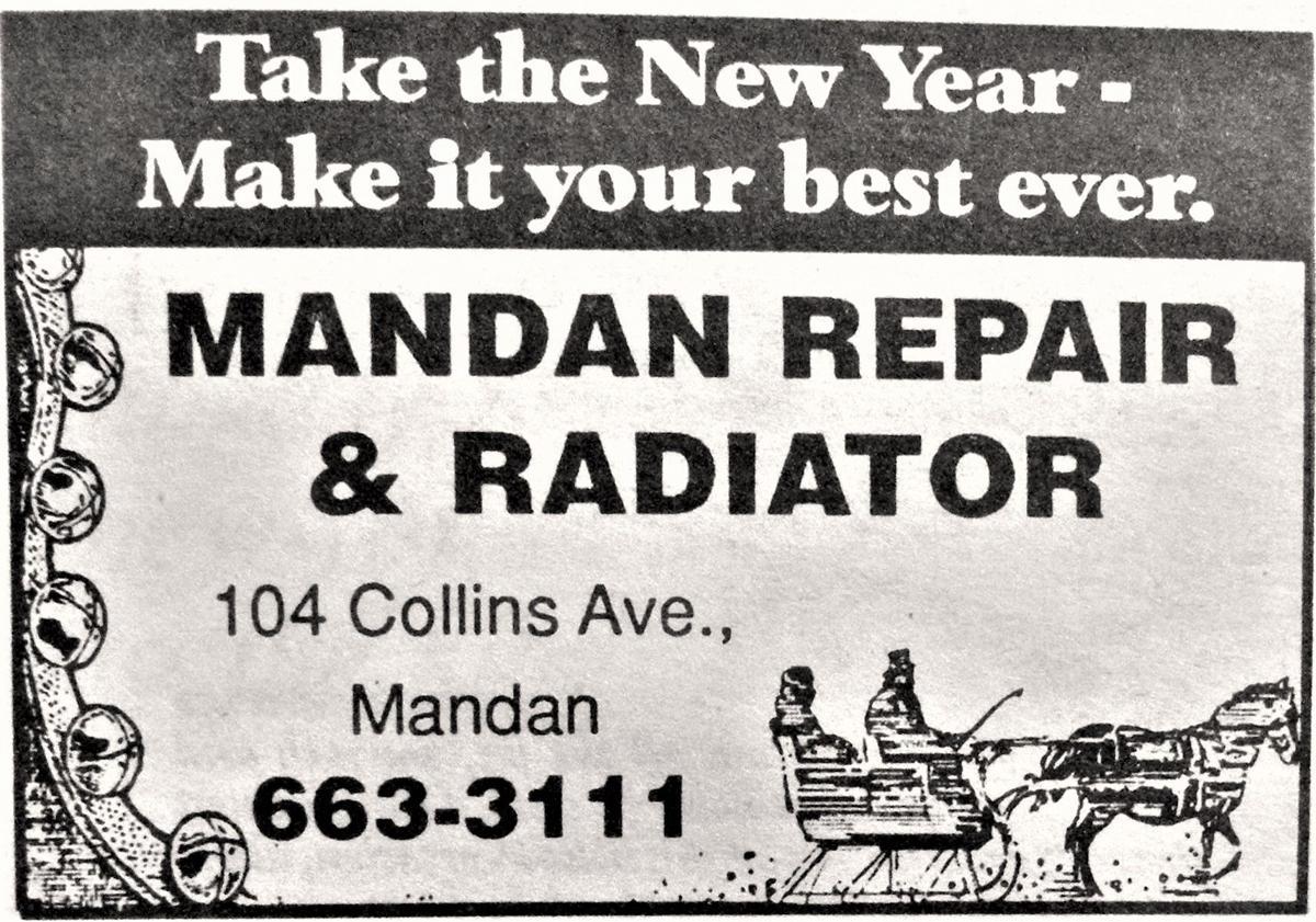 New Year's advertisement, 1995