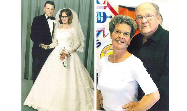 Happy 50th Anniversary Darrell & Karen Goetzfried