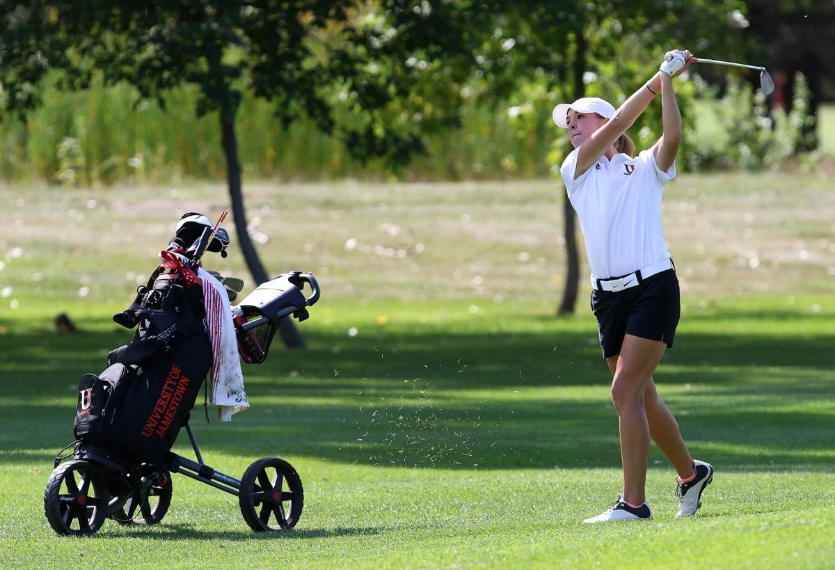 Century\'s Nelson makes lasting impact on Jimmie golf | College ...