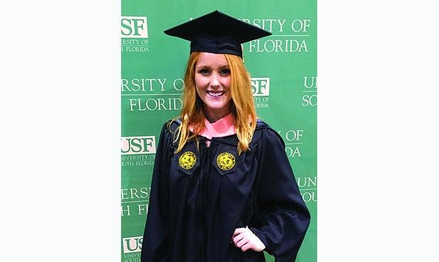 Congratulations, Leandra Olson