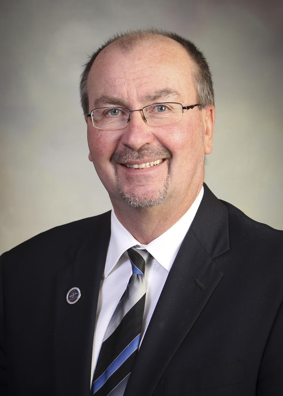 Rep. Chet Pollert, R-Carrington