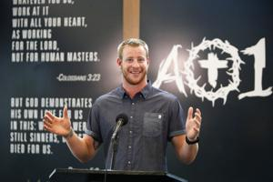 Carson Wentz tweets indirect response to Trump's remarks regarding Haiti, other countries