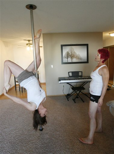 Pole Fitness Instructor
