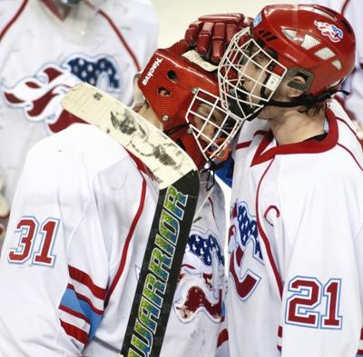 STATE BOYS HOCKEY: Century loses in overtime of quarterfinal | High