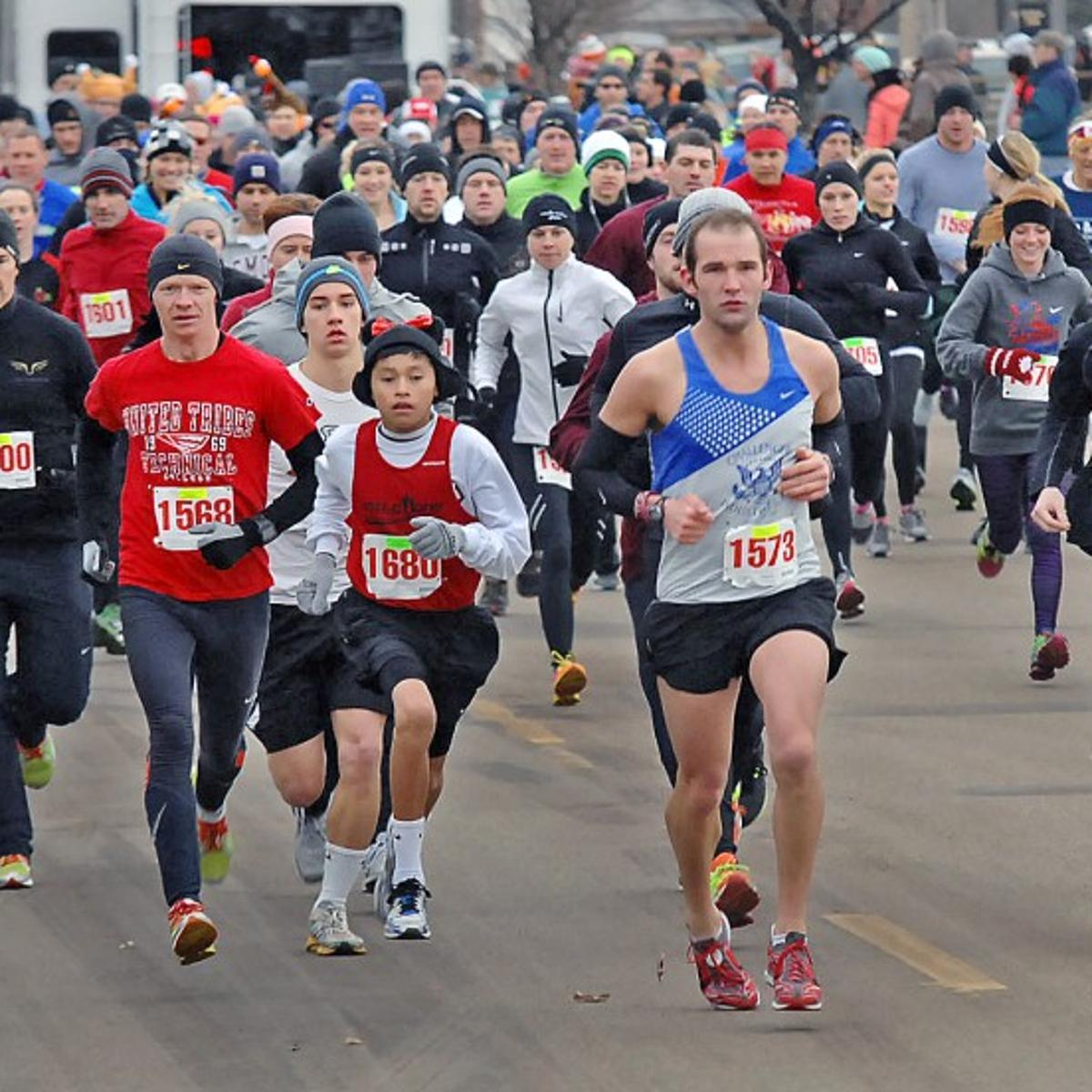 Turkey Trot results | Local Sports | bismarcktribune com