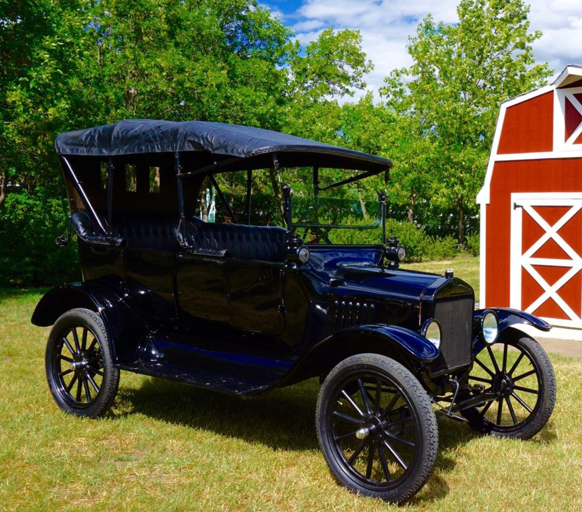 Century-old 'Tin Lizzie' to be showcased at Buggies-n-Blues ...