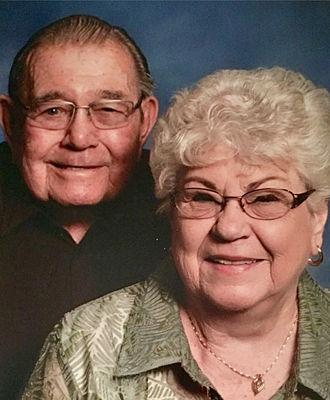 Cecilia and John Anderson