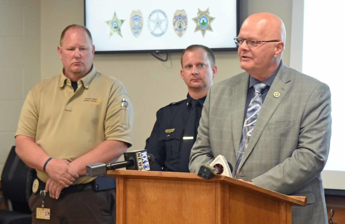 U S  Marshals Service High Plains Fugitive Task Force