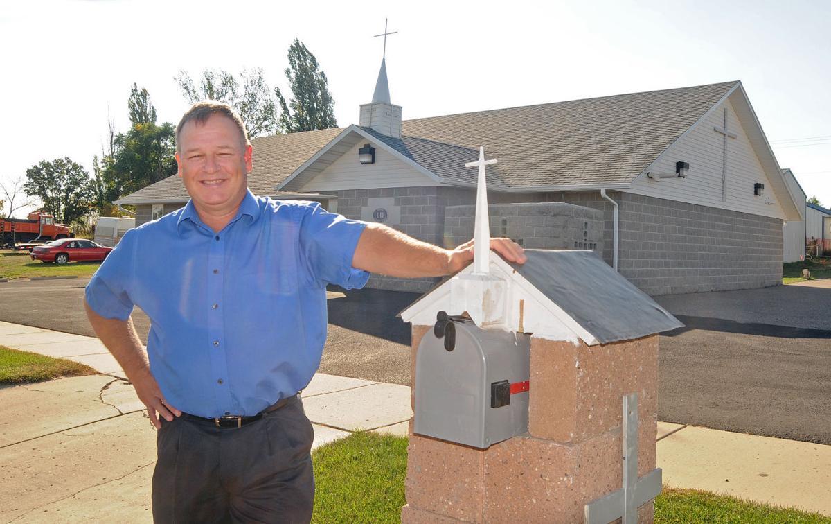 The Rev. Dean Johansen