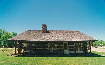Schafer Cabin