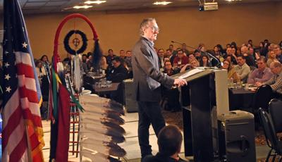 Gov. Doug Burgum (Tribal conference)