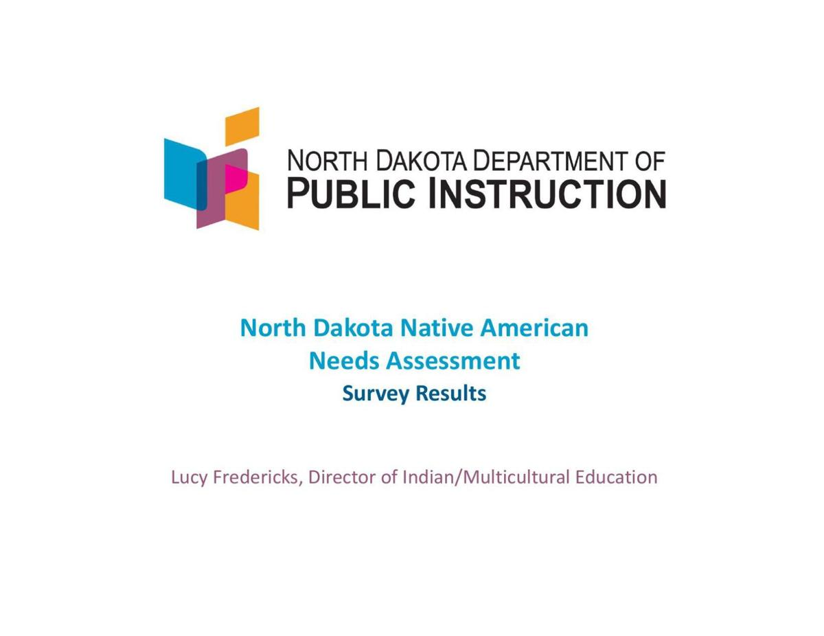 Native American Needs Assessment