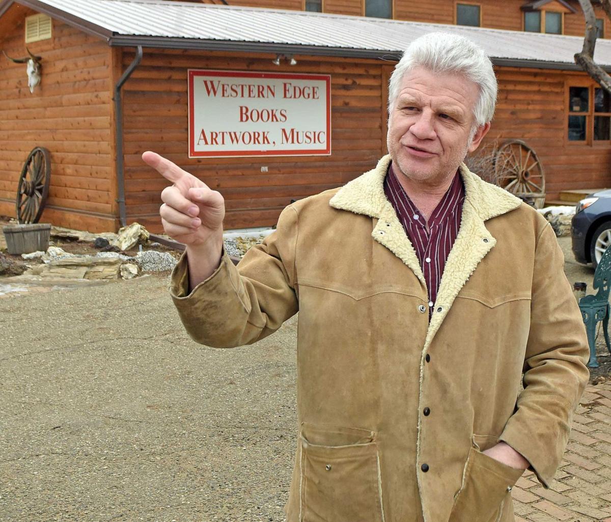 Former Medora Mayor Doug Ellison (copy)