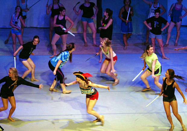 Lets Dance Brings Peter Pan To The Belle Education